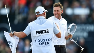 Poulter skips title defense in Houston to play in Italy