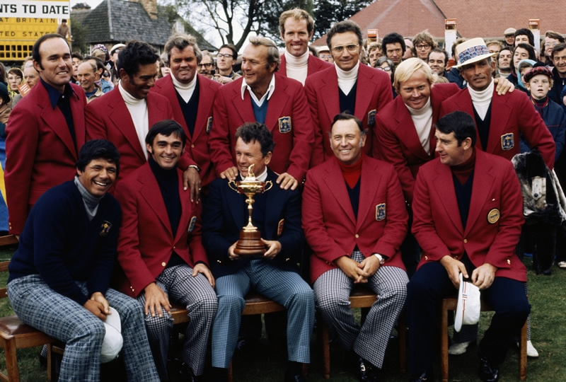 1973 Ryder Cup team